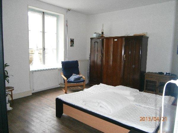 slaapkamer beneden achter