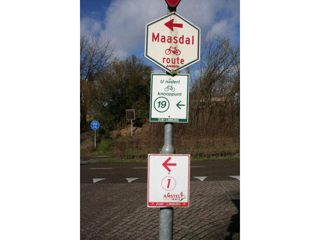 Fietsroutes Zuid Limburg