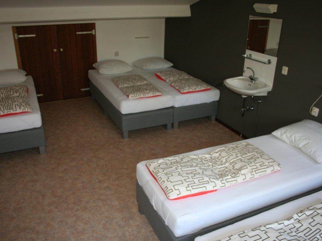 Slaapkamer 6 personen 1ste Verdieping